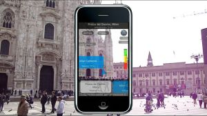 Augmented Reality for tourists