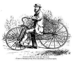 Early bicycle (1869)