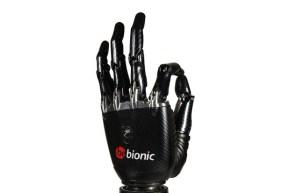 Bionic Arm Can Click Mouse, PeelVeggies