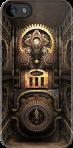 Intricate brass gears