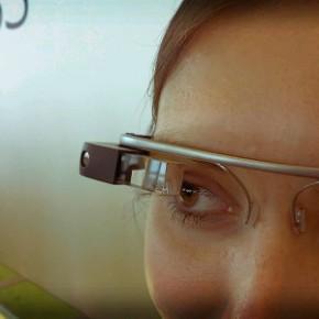 Google Glasses Sighting –NYC