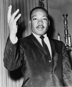 MLK in 1964