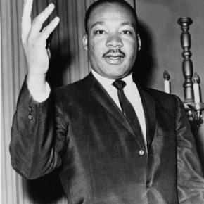 Martin Luther King Jr. Surfs the DemographicTide