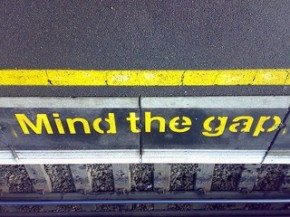 Don't Mind the Gap
