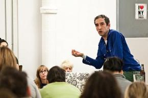 Conversation with futurist Douglas Rushkoff