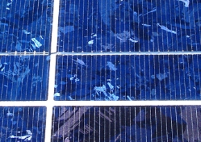 Solar Panels, Minus the Expensive Toxins
