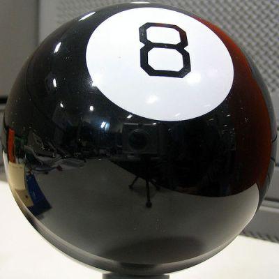 Magic eight ball